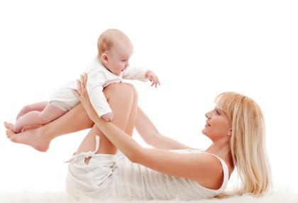 Tuyệt chiêu giúp các mẹ giảm cân sau sinh cực kỳ an toàn