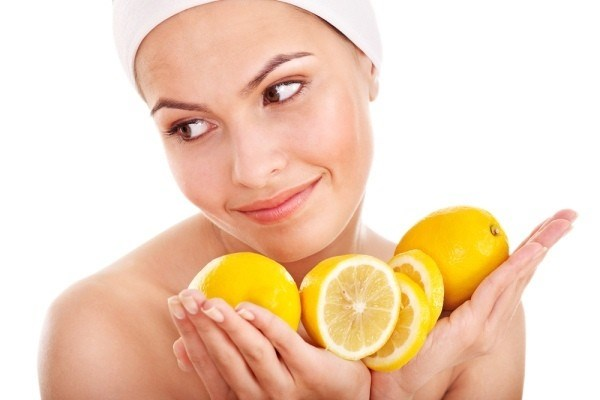 cách trị nám da mặt sau sinh bằng chanh