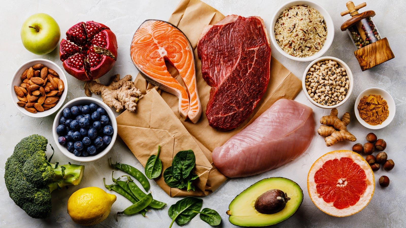 Protein quyết định độ săn chắc cho da, thúc đẩy sản sinh collagen làm đẹp da