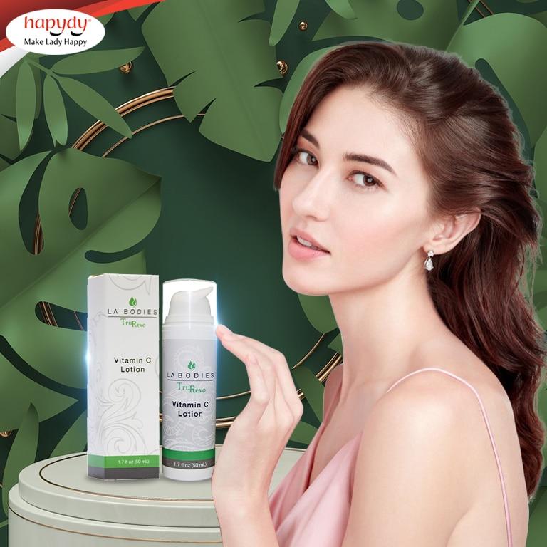 Lotion Vitamin C – Bí quyết bảo vệ làn da toàn diện của phái đẹp