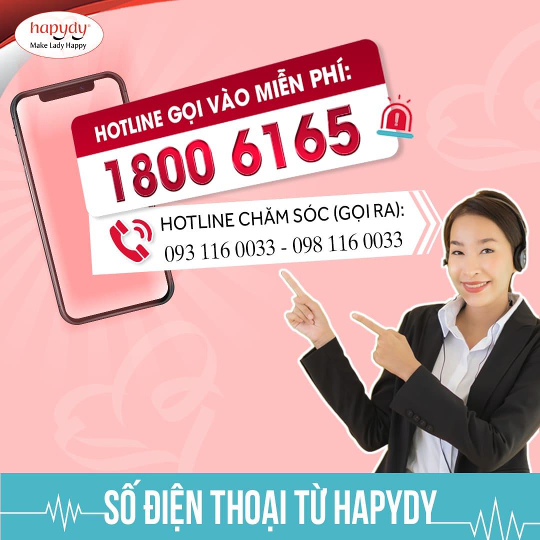 Số Điện Thoại Của Hapydy Ở Việt Nam?