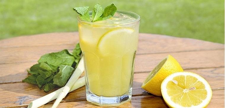 Detox chanh sả là thức uống cho cả nhà tăng đề kháng không thể bỏ qua